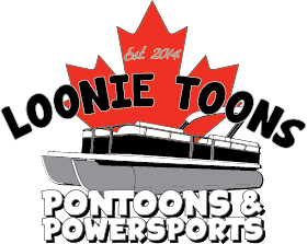 Loonie Toons Pontoons and Powersports - Awesome Used Pontoon Boat